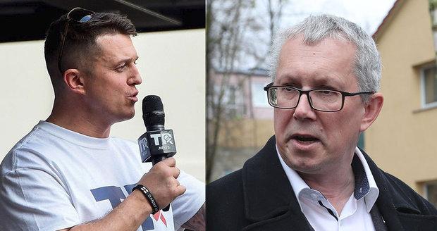 Poslanec ANO zval do Sněmovny trestaného aktivistu. Po smršti kritiky vycouval