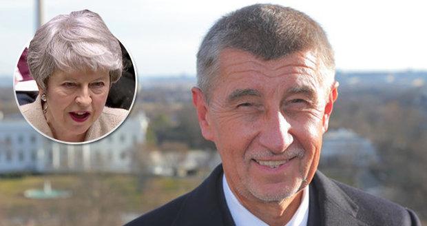 Babiš: Nejvýhodnější scénář brexitu pro Česko? Nové referendum a setrvání v EU