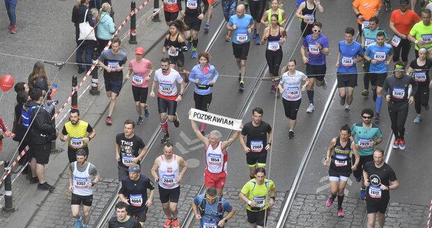 Půlmaraton má v Praze po roce stejného vítěze.