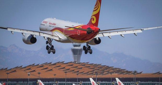 Číňané stopli dovoz stovky Boeingů 737 MAX. Čekají na záruku bezpečnosti
