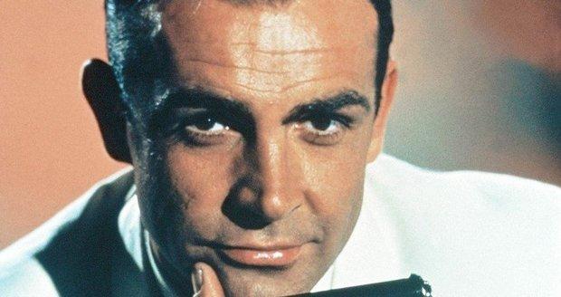 Sean Connery jako legendární agent 007
