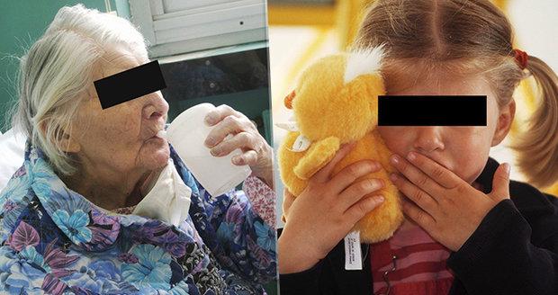 Žena z Domažlicka brutálně týrala babičku: Všemu přihlížela dcerka, otec je v šoku