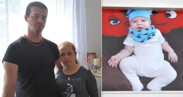 Rodiče mrtvého Jarečka (†1) žádají spravedlnost: Nechceme, aby trpěly další děti