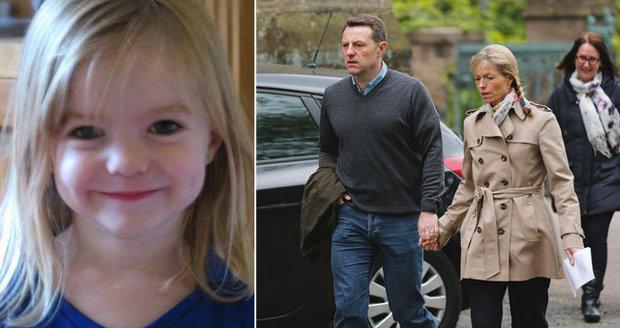 Průlom v případu ztracené Maddie? Nalezené DNA v autě rodičů chtějí znovu zkoumat