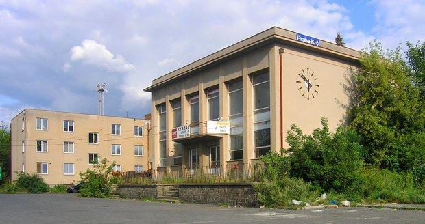Krčské nádraží