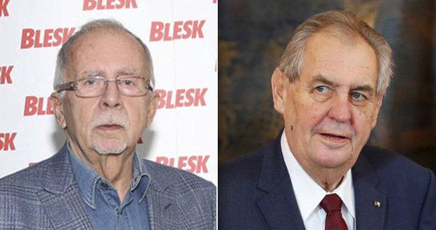 """""""Paličák"""" Zeman: Poslanci mu odmítli kandidáty na zástupce ombudsmanky, navrhl je znovu"""