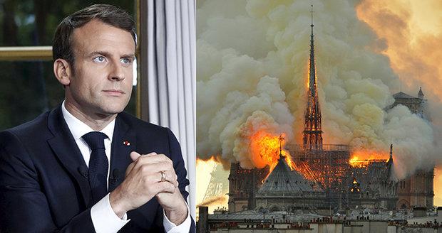 Záchrana za pět dvanáct: Do kolapsu Notre-Dame zbývaly minuty, naději ztráceli i hasiči