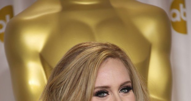 Adele s Oscarem