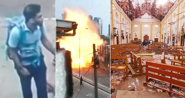 Zabil na Srí Lance 110 lidí baťůžkář? Děti hladil po vlasech, natočila ho kamera