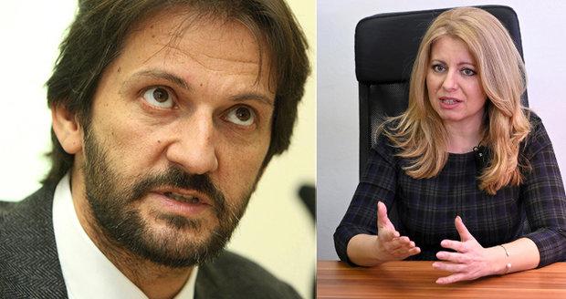 Slovenská prezidentka Čaputová mění ochranku? Nevěří bodyguardům od ministra vnitra