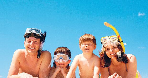 Letní dovolená s dětmi: Rodinám s dětmi se last minute nevyplatí!