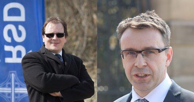 "Nový ministr Kremlík vyhodil šéfa ŘSD. ""Utahaný"" Kroupa si bere dva měsíce volna"