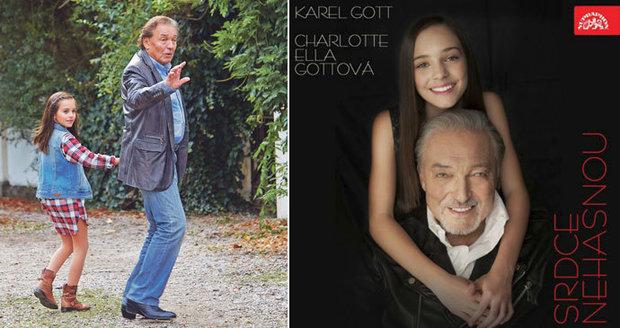 7fbf62839 Karel Gott nazpíval píseň s dcerou: Loučení před smrtí? | Blesk.cz