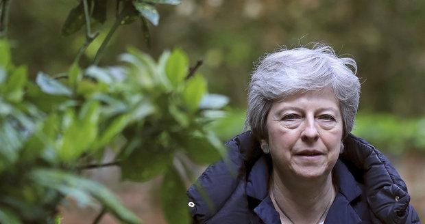 Mayová se prý chystá na druhé referendum o brexitu. Hned se třemi možnostmi
