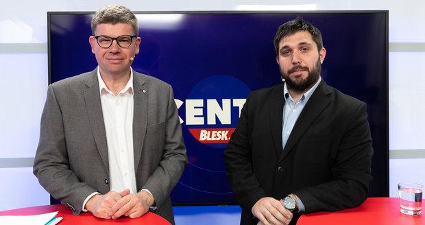 Vysílali jsme: Odrazí se TOP 09 před eurovolbami z chvostu na vrchol?