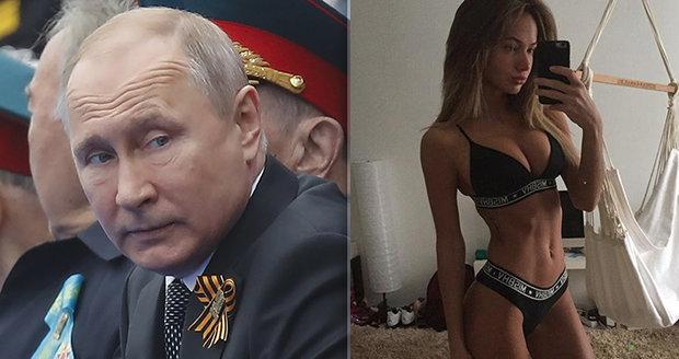 Sexy modelky místo veteránů. Putin sklidil kritiku, na oslavy pozvali populární Rusky