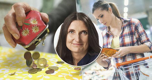 Specialistka na výživu a zdravotní prevenci Margit Slimáková tvrdí, že ušetříme mimo jiné i nákupem sezónních potravin.