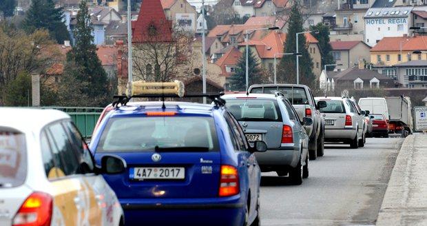 Devět městských částí podepsalo memorandum o spolupráci v rámci dopravy. (ilustrační foto)