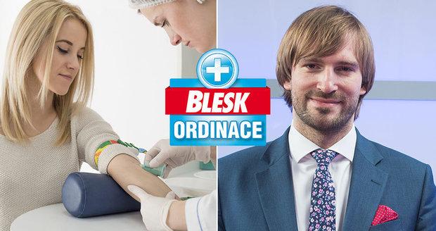 Ministr Vojtěch pro Blesk ordinaci: Češi žijí ve zdraví méně let než sousedi