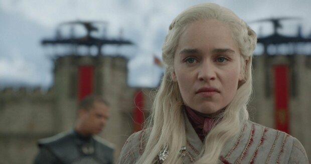 Daenerys v podání Emilie Clarke