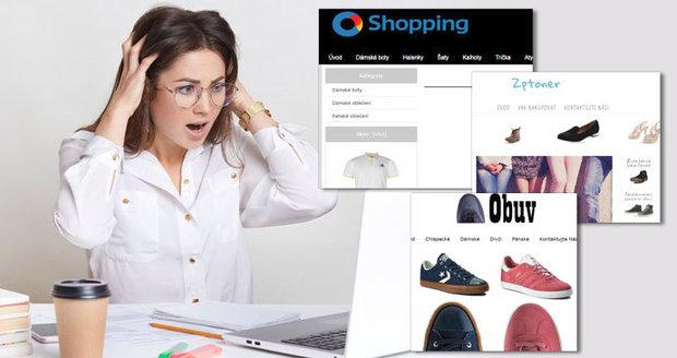 Gabriela zaplatila boty předem, ale nikdy nepřišly. V Česku bují podvodné e-shopy