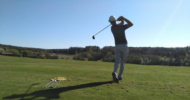 Reiters reserve golf