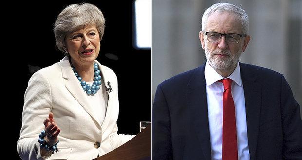 Jednání o brexitu znovu zkrachovala. Opozice zmínila i výměnu Mayové