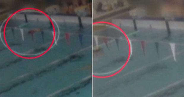 Seniorka se topila v bazénu, lidé jen plavali kolem: Mysleli si, že cvičí!