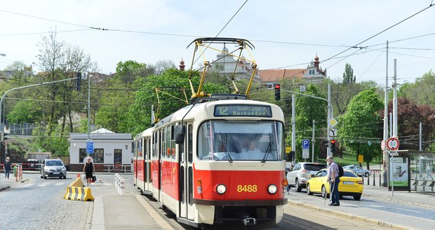 Pražský dopravní podnik (DPP) zahájí přípravu projektu výstavby tramvajové tratě z Malovanky na Strahov.