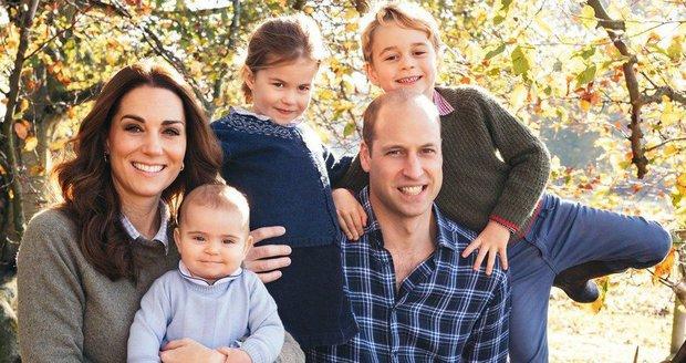 Výchovné triky Kate a Williama: Co dělají, aby děti zvládli a nezbláznili se?