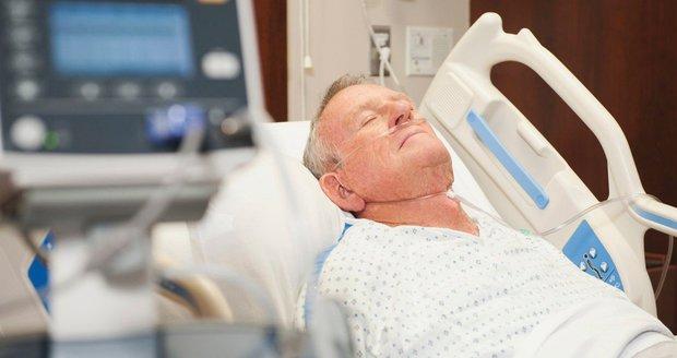 V pražských nemocnicích v horkých dnech ochlazují prostory klimatizacemi.