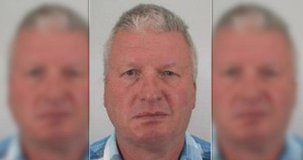 Vladimír Trunda (65) odešel z domova v pondělí, rodina o něm nemá žádné zprávy. Policie se obrátila při pátrání na veřejnost s žádostí o pomoc, informace lze sdělit na linku 158.