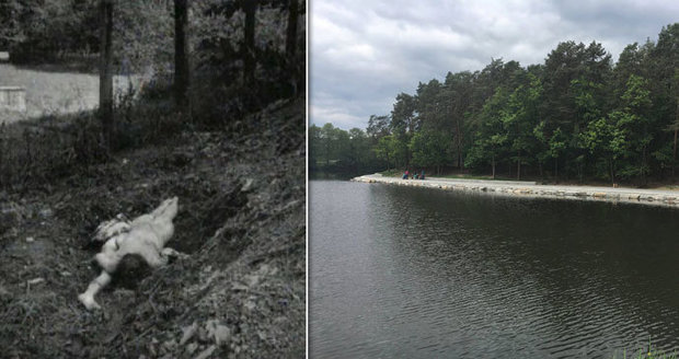 Malou Janu (†12) zavraždil v Českém lese kanibal: Její kamarádka Valerie (16) mu musela pomáhat