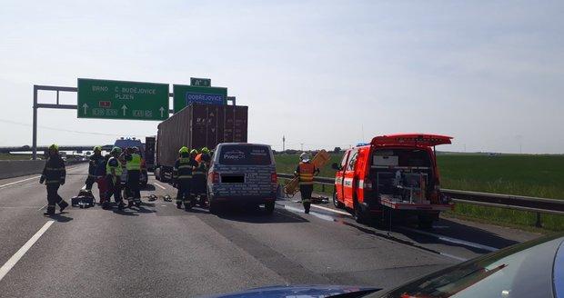 Nehoda na D1, 27. 5. 2019