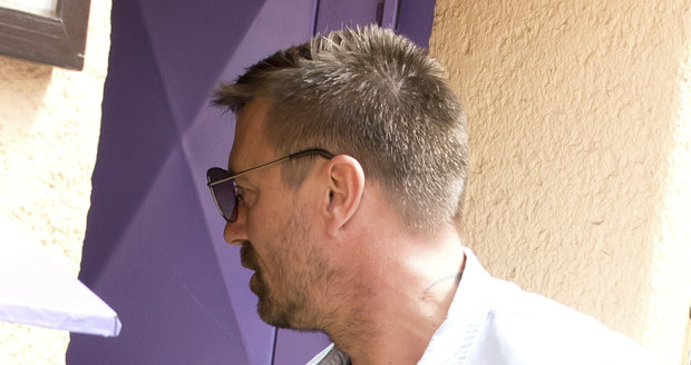 Tomáš Řepka nastupuje do výkonu trestu.
