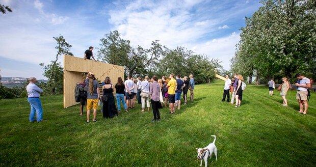 V Ostravě odstartovala čtyřměsíční akce Landscape festival Ostrava 2019 zaměřená na krajinu a veřejný prostor.