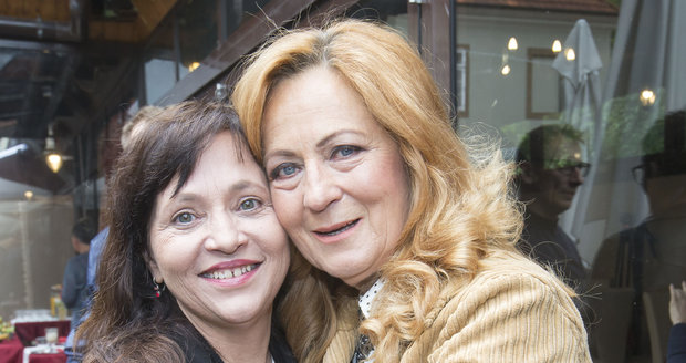 Simona Stašová s Alenou Mihulovou podepsaly petici za manželství pro všechny. Dcera Mihulové je lesba.