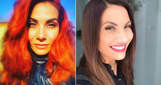 """Eva Decastelo se vrátila """"ke kořenům"""": Další změna na její hlavě!"""