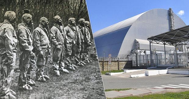 Věděli, že jdou na smrt: Naprosté zkáze Černobylu zabránila trojice mužů