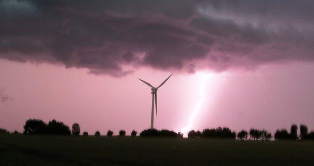 V Německu řádila bouře už 3. června