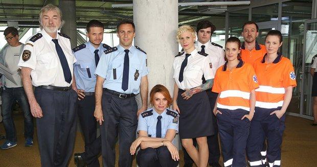 Nový seriál TV Prima Linka