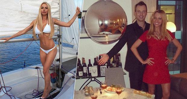 Modelka obvinila Rusko z otravy: Skutečnost je jiná a manžel-dealer dostal 11 let