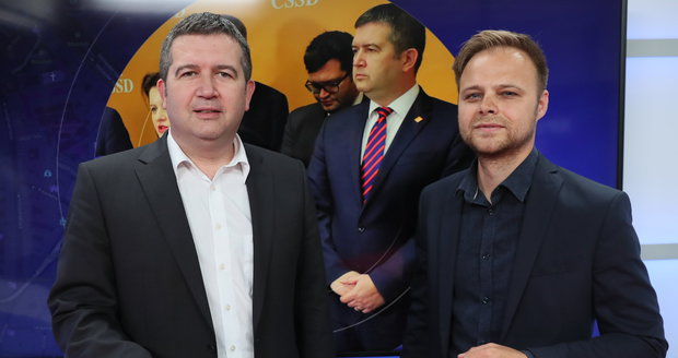 Hamáček promluvil o odchodu z vlády. Babišovi radí sejít se s organizátory protestů