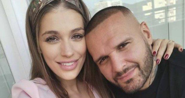 Slovenský rapper je po uši zamilovaný do Jasminy Alagičové