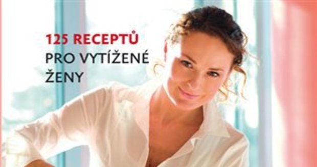 Markéta Hrubešová vydala novou kuchařskou knihu.