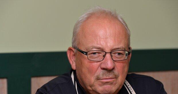 Bývalý boss českého fotbalu František Chvalovský