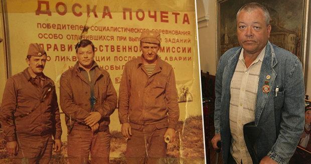 Slovenský likvidátor z Černobylu: Radiace poznamenala i jeho děti
