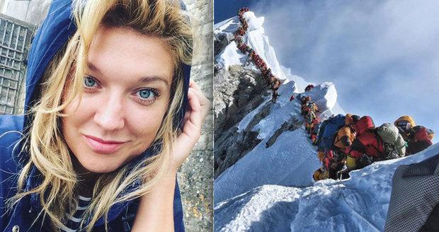 Divoké party a orgie v základním táboře: Horolezkyně odhalila poměry na Everestu