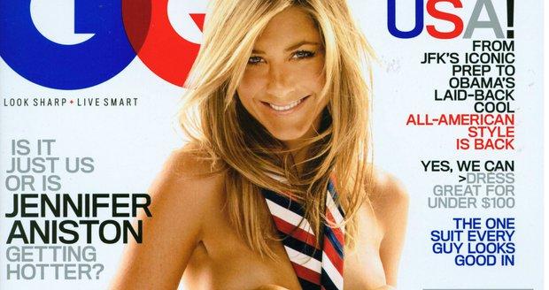 Touhle fotkou z roku 2009 ho Jennifer dostala.