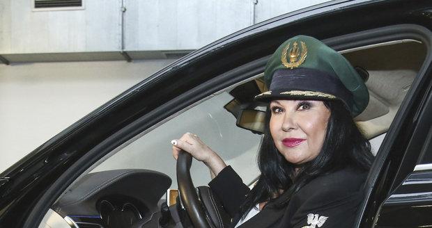 Patrasová bude opět moci usednout za volant nejdříve v červenci 2020.